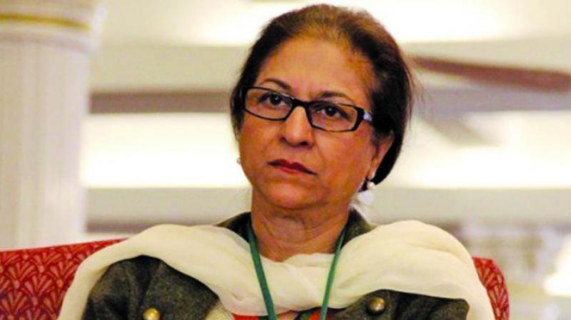 Mourners bid farewell to Pakistan's human rights icon Asma Jahangir