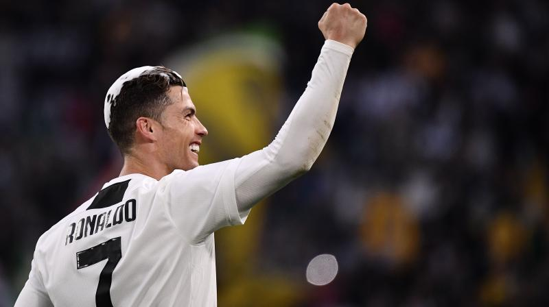 Juventus have already won the league with five games to spare, and Ronaldo certainly would be eager to face Inter Milan and Torino in the upcoming weeks. (Photo: AFP)