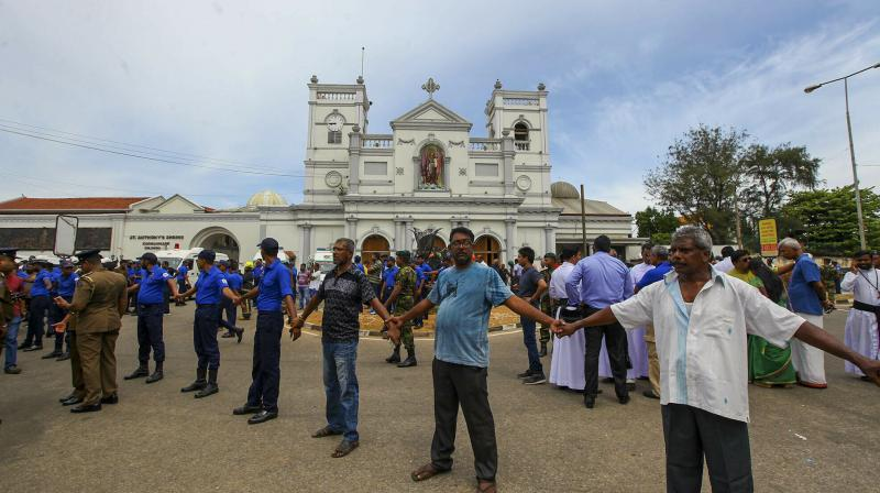 200 killed in Sri Lanka terror attack on Easter Sunday