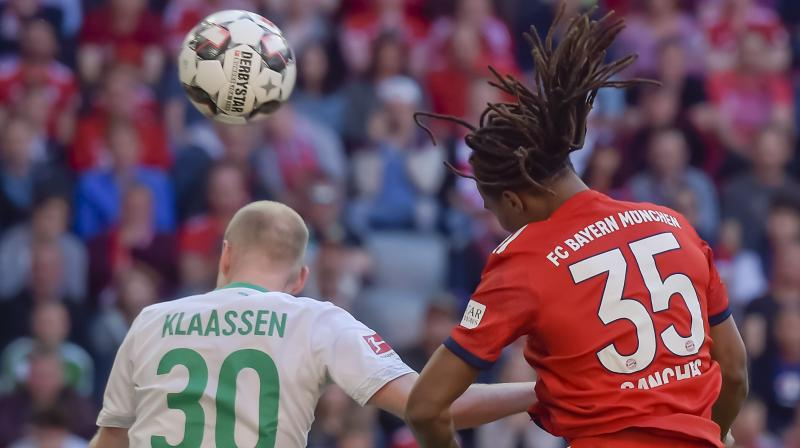 An attempt to reboot his career on loan at Swansea City proved disastrous, and Sanches returned to Bayern last summer in the hope that he could make an impact under new coach Niko Kovac. (Photo: AFP)
