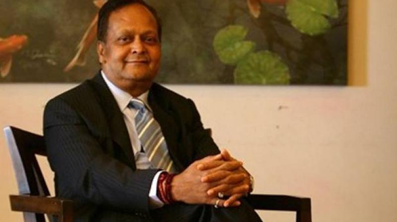 Dainik Bhaskar Group's chairman Ramesh Chandra Agrawal (Photo: File)