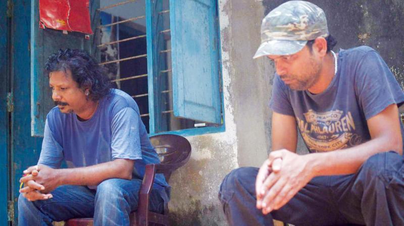 Baiju Dharmajan and Arun Omana Sadanandan.