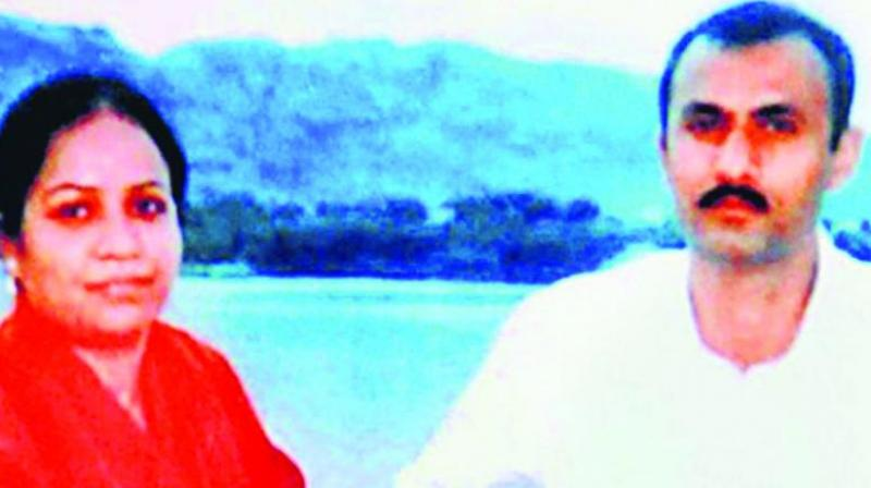 According to the CBI, the accused police officers had abducted Sohrabuddin and Kausar Bi on November 26, 2005 when they were travelling to Sangli in Maharashtra from Hyderabad in a private bus along with Prajapati. (Photo: File)
