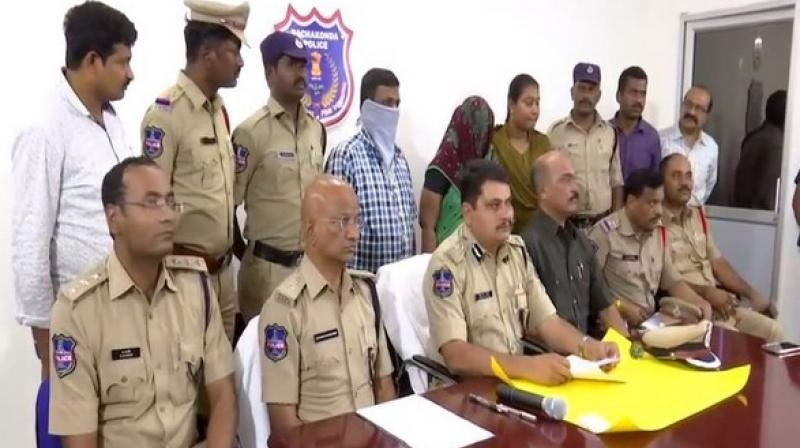 Hyderabad Couple Arrested For Beheading Baby Girl As Sacrifice