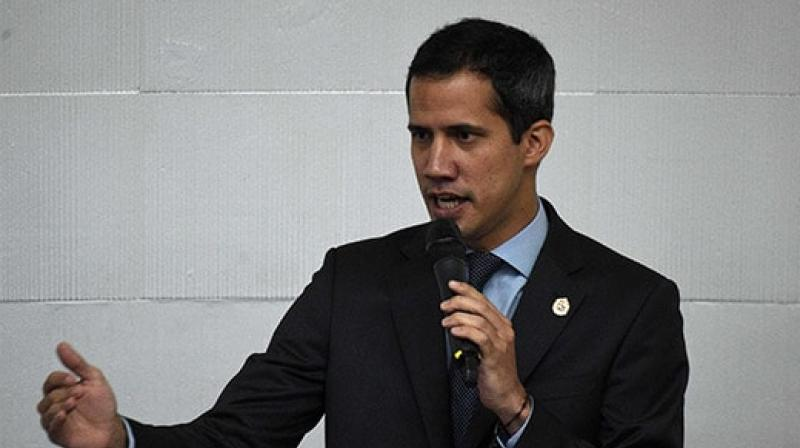 It seems Guaido and his Washington-based sponsors had been expecting Maduro's defence minister, military intelligence chief and head of the supreme court to announce their defection.  (Photo: AFP)