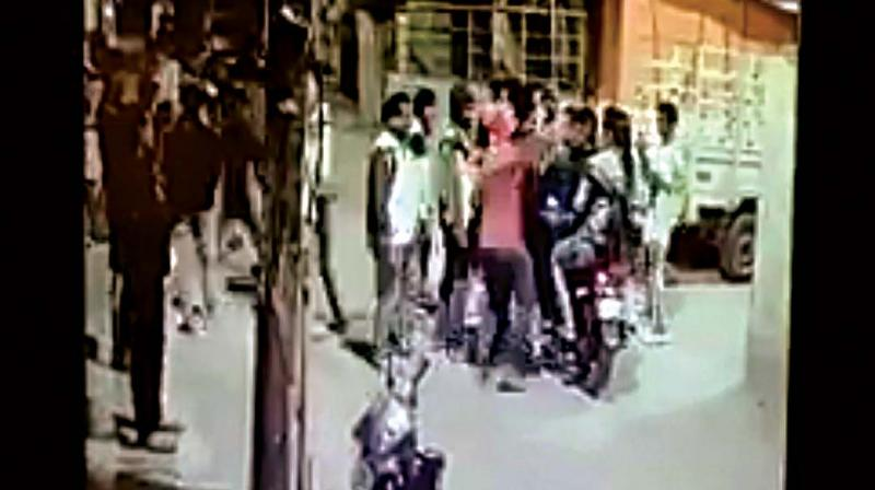 Bengaluru police detain two as footage of New Year's Eve assault emerges