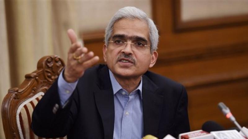 RBI Governor Shaktikanta Das. (Photo: PTI)