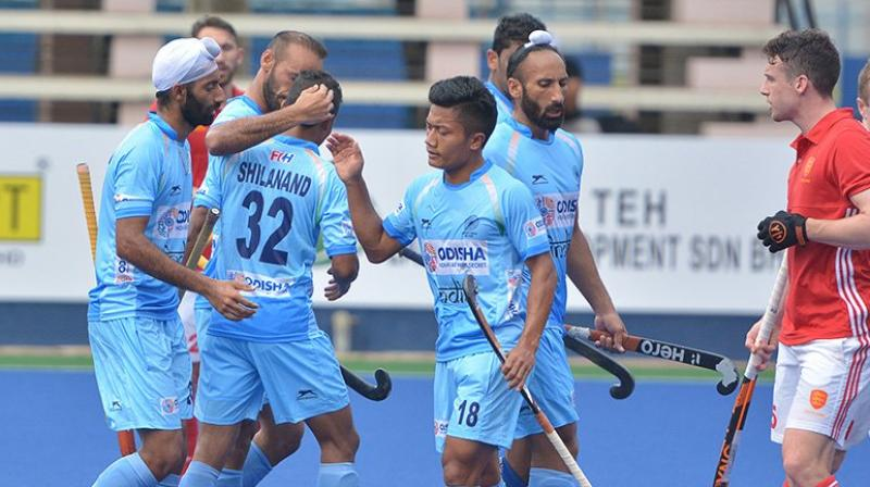 Misfiring India draw 1-1 against England in Sultan Azlan Shah Cup