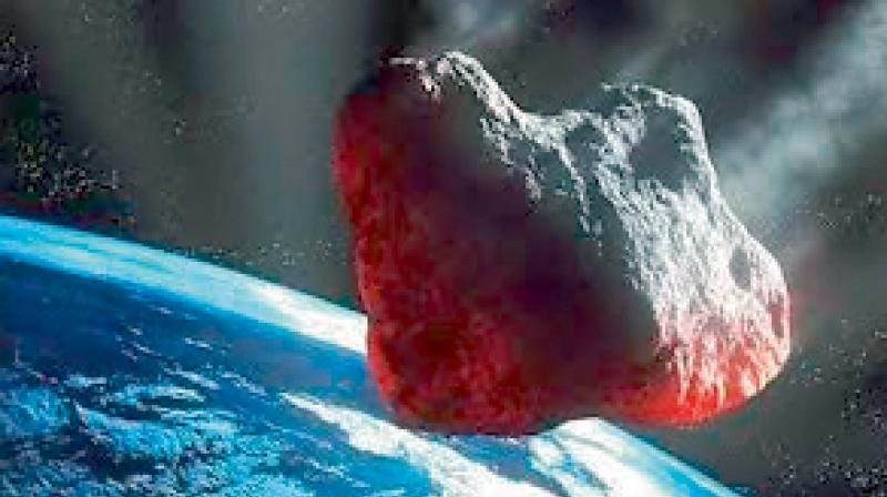 AP man leads find of near-earth asteroids - Deccan Chronicle