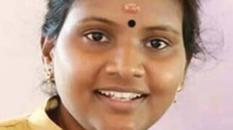 Ramya Haridas