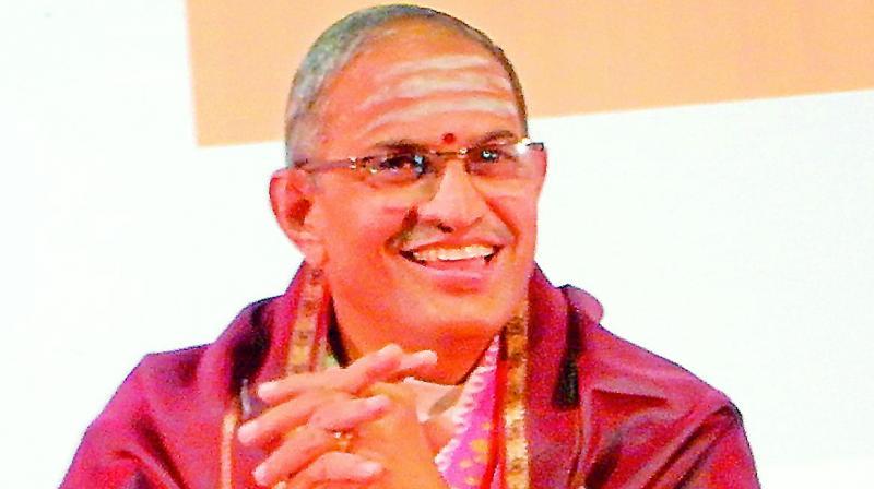 Sri Chaganti Koteswara Rao's second filmy discourse