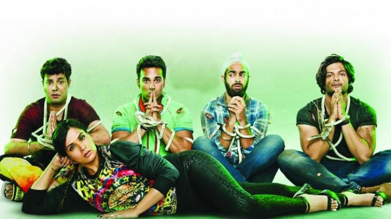 Fukrey Returns rides on the strength of the characters we met and loved four years ago, but gives them nothing to do.