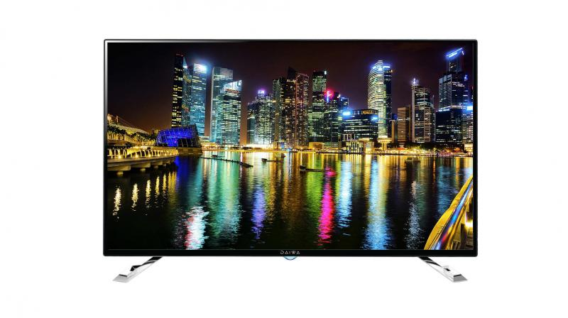 The TV also comes with a feature that shuts down the applications running in the background when not in use.