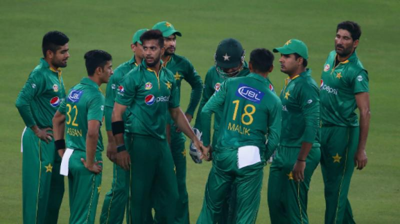 To, at least, maintain their pre Australia series ranking points (89 point), Pakistan need to win one match of the series, while victories in more than one match will earn the side crucial points. (Photo: AFP)