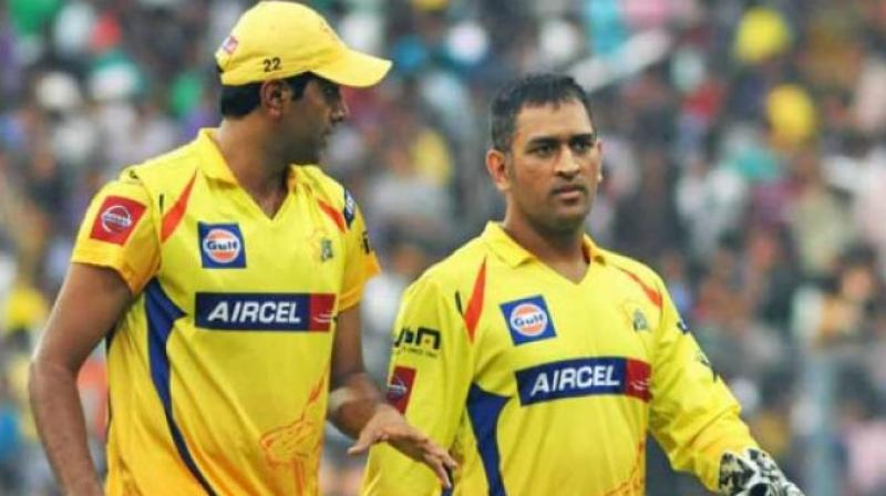 Chennai Super Kings captain Mahendra Singh Dhoni on Friday said the franchise would be aiming to get Ravichandran Ashwin back in the fold in the upcoming IPL players' auction