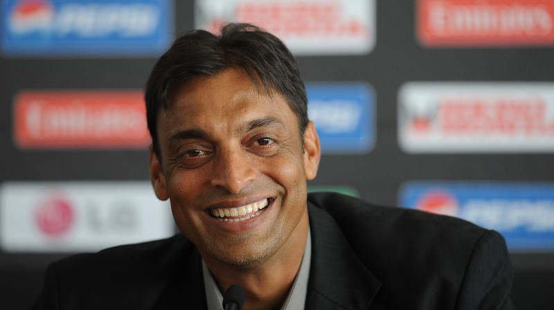 Former Pakistani fast bowler Shoaib Akhtar found Salman Khan's punishment in the 1998 blackbuck poaching case to be harsh. (Photo: AFP)