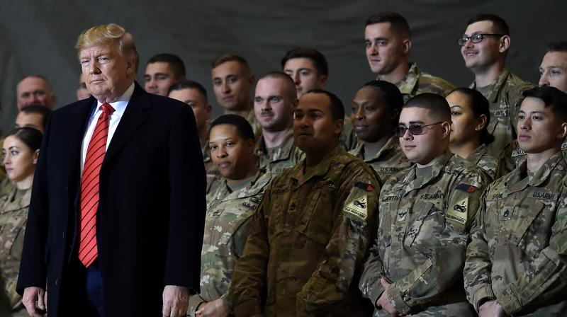 US announces troop withdrawal from Afghanistan and Iraq