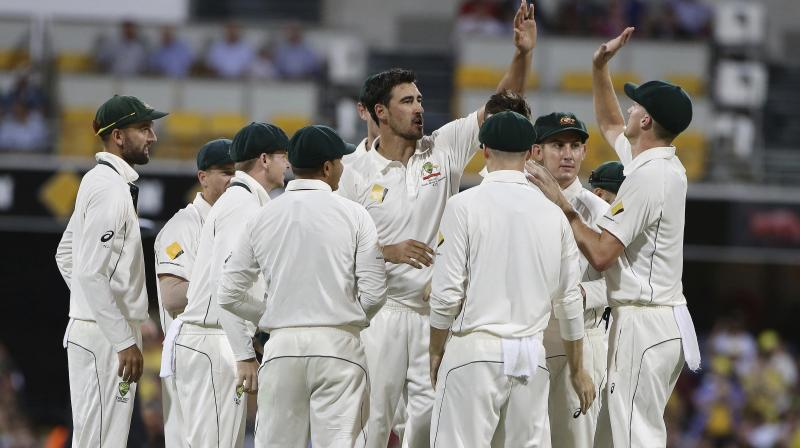 With Pakistan 70 for 2 chasing 490 Australia are favourite to win the Brisbane Test. (Photo: AP)