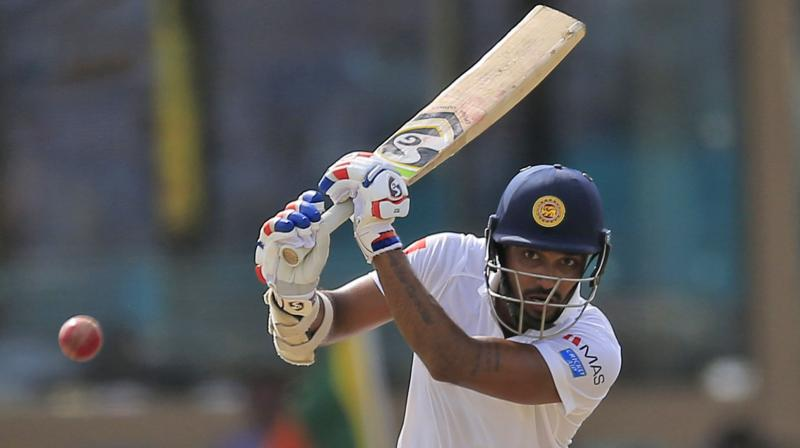 Gunathilaka was quizzed by police on Tuesday about an incident at the weekend when his friend Sandeep Jude Selliah, 26, was accused of raping one of two Norwegian women in their room. (Photo: AP)