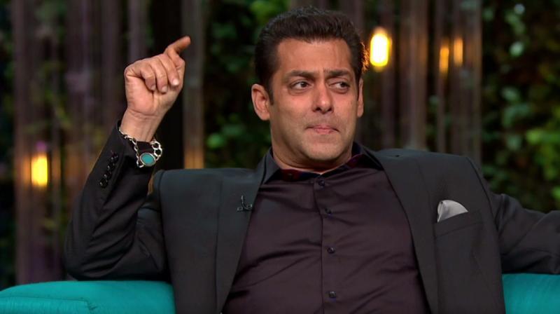 Salman was embarrassed by Arbaaz's candour.