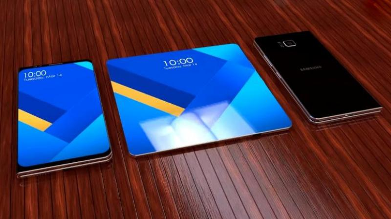 Foldable Samsung Galaxy X Expected to Launch at MWC 2019