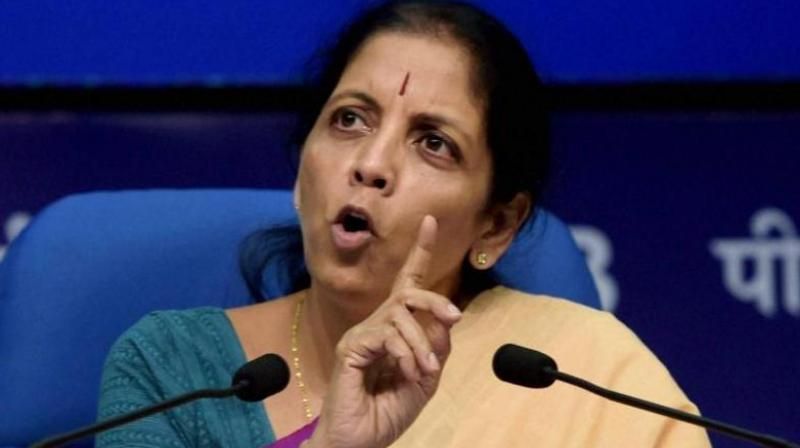 Finance minister Nirmala Sitaraman expects over 1,600 stalled projects having 4.58 lakh housing units could avail of this funding.