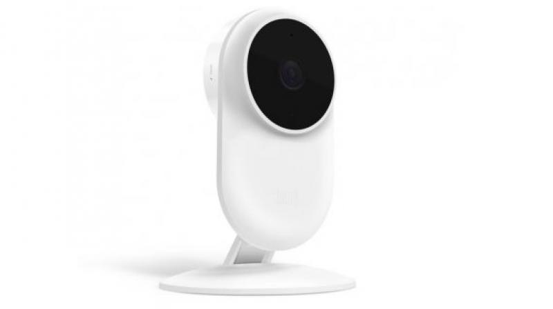 Xiaomi to launch Mi Home security camera with 1080p recording