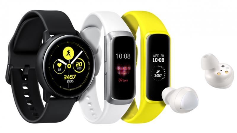 Samsung wearables make pursuing wellness goals more convenient, more stylish and more fun.