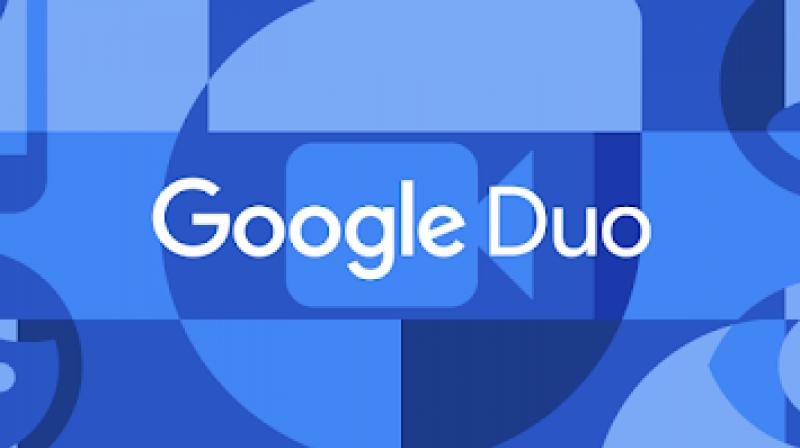As Google Duo is a gradual rollout, it may not be available in all countries.