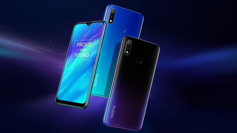 The Realme 3 comes with a 6.2-inch screen that boasts an HD+ resolution which translates to 720 x 1520 pixels.