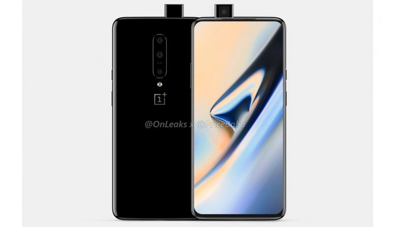 The OnePlus 7 once launched will come with a refreshed design.