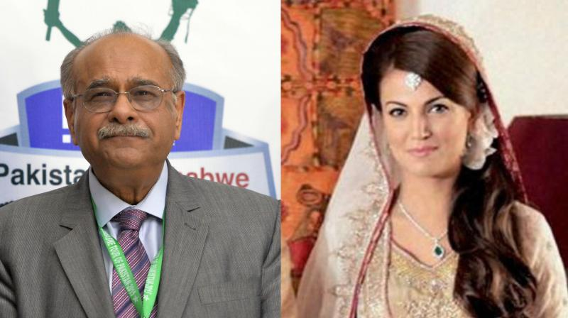 A Twitter user claimed that Sethi was behind Reham Khan's autobiography which mainly targeted Imran. (Photo: AFP/PTI)