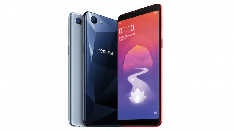 finest selection a4e3c f38d9 OPPO Realme 1 launched in India: Specifications, price and more