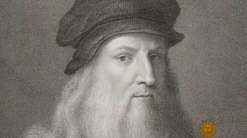 Condition allowed Da Vinci to switch between using two eyes to give him depth perception, and using just one eye monocular vision when he wanted to interpret a three-dimensional image on a flat, two-dimensional canvas. (Photo: Youtube)