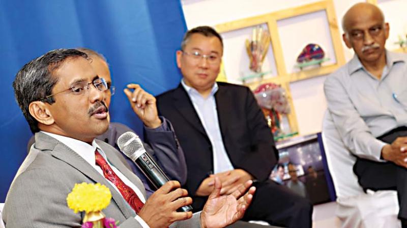 Ravi Shankar S N, Managing Director, Accreate Labs & Innovations.