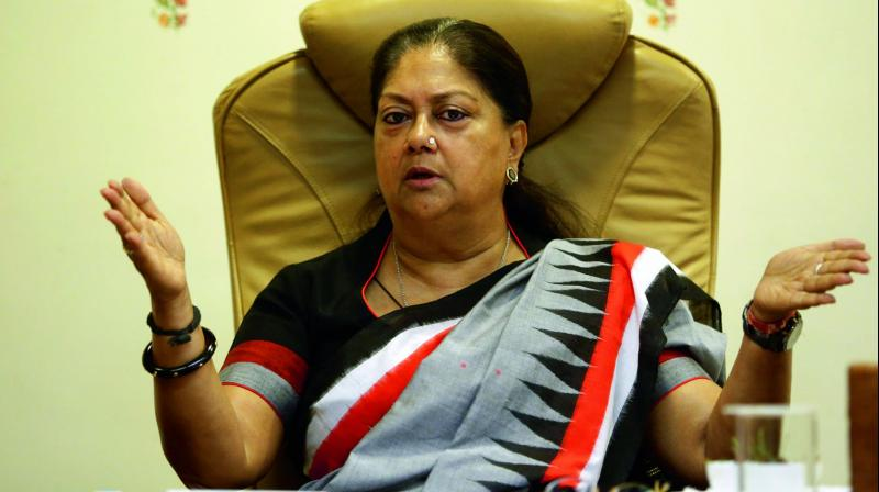 The 2018 state polls verdict was against former chief minister Vasundhara Raje while the support for Narendra Modi remained strong. (Photo: File)