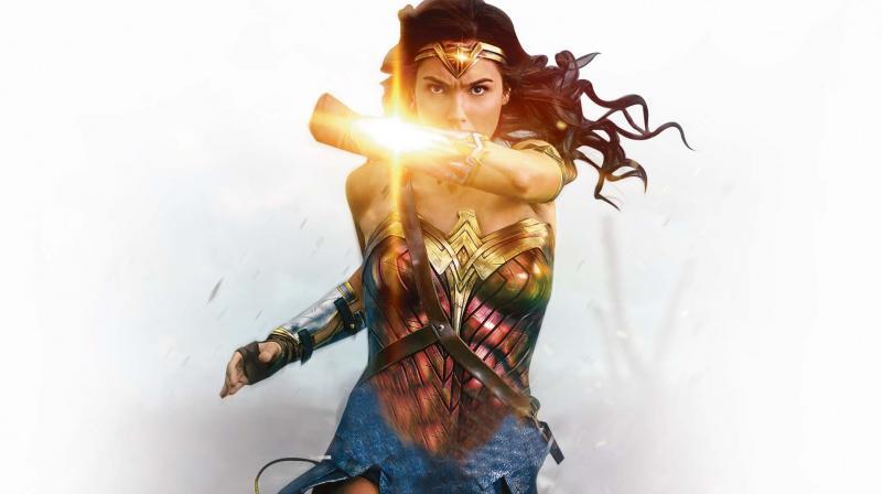 Still from the movie 'Wonder Woman'.