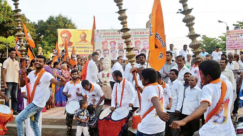Siddaramaiah accords 'religious minority' status to Lingayats subject to Centre's approval