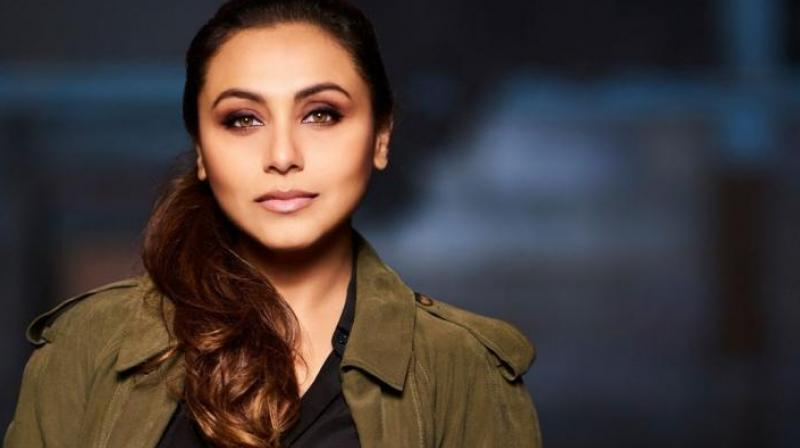 Bollywood actress Rani Mukerji turned 40 recently.