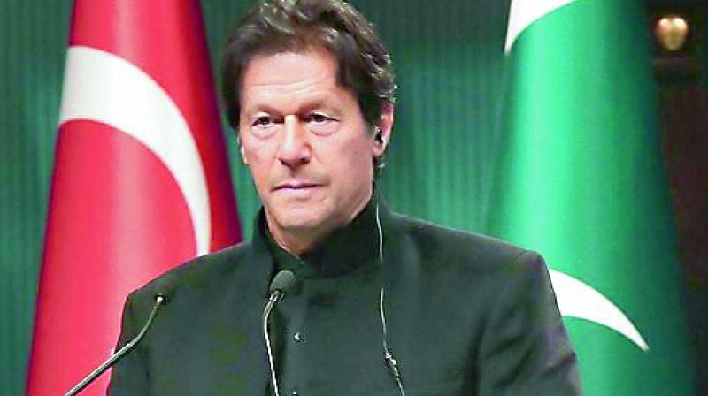 During Pakistan Prime Minister Imran Khan's recent visit to China the two sides agreed to withdraw their opposition to the latest move to blacklist the JeM chief, a media report said. (Photo: File)