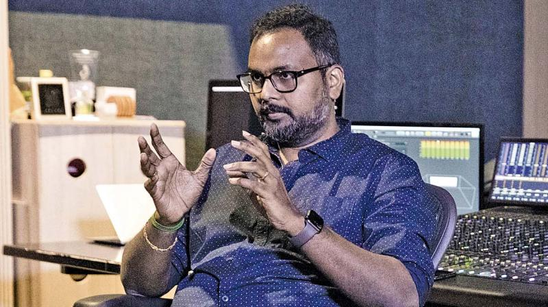 Sound designer Udhaykumar, who has worked in the films Asuran, Visaranai, Sahoo, and Aadai and Harish, proprietor of Knack Studios, share their thoughts on how sound has evolved in cinema and why Dolby is a hit among the spectators.