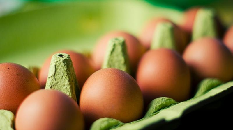 Eggs are subjected to a series of sudden temperature changes if they are stored in the fridge door. (Photo: Pexels)
