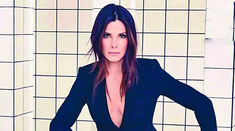 After hearing his story, Sandra Bullock took it upon herself to donate $5,000 to the campaign.