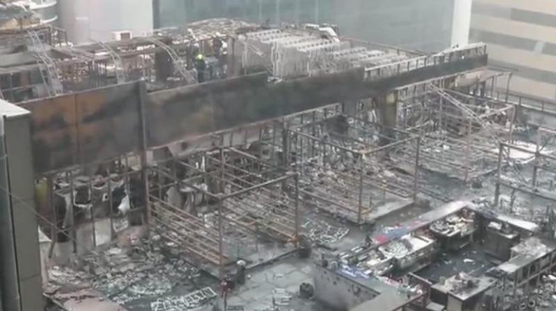 Kamala Mills Fire: Police arrests both the managers of 1Above for investigation