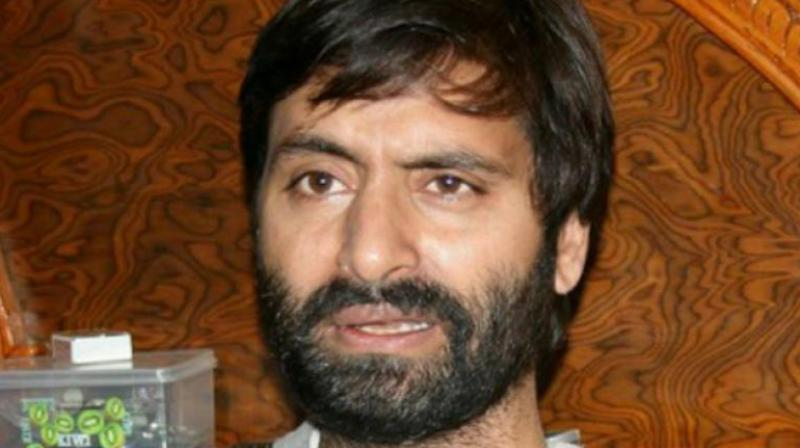 Muhammad Yasin Malik (Photo: PTI)