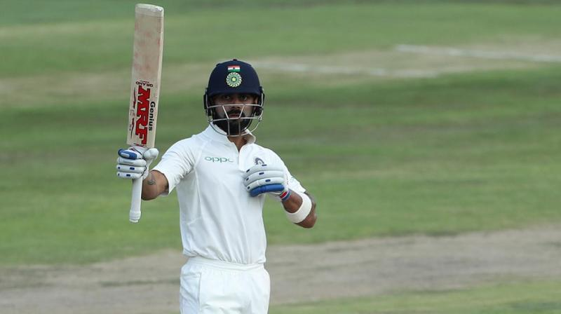 Virat Kohli signs for Surrey stint