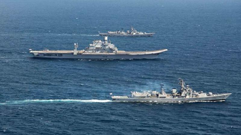 Milan Naval Exercise 2018: Maldives Declines India's Invitation to Participate