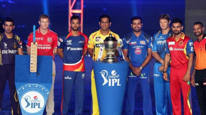 """""""The broadcaster has requested for change in timings. By and large the GC has accepted it. It gets too late in the night if the game starts at 8pm,"""" said Rajeev Shukla after the IPL Governing Council meeting in New Delhi on Monday. (Photo: BCCI)"""