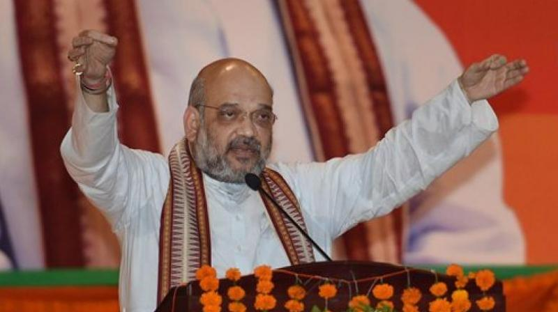 On Tuesday, Mr. Yatnal met BJP president Amit Shah in New Delhi, and explained reasons for his exit from the party in May 2009.