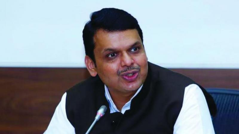 Fadnavis is seeking re-election from Nagpur South-West constituency and is pitted against Congress' Ashish Deshmukh. (Photo: FIle)